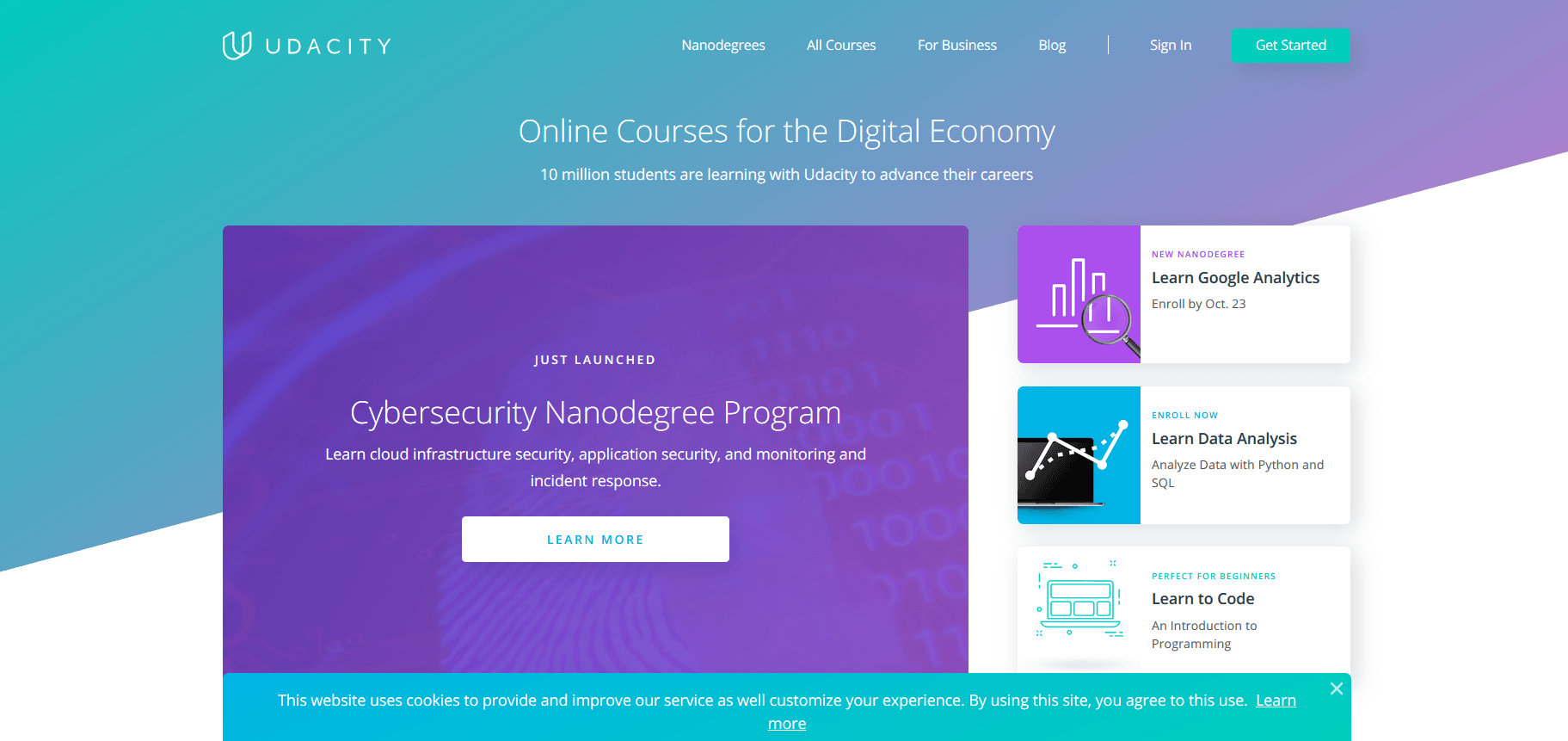 online courses for digital economy