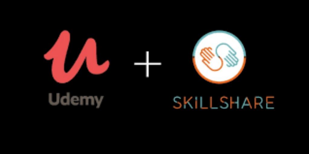 Feature image of Skillshare versus Udemy