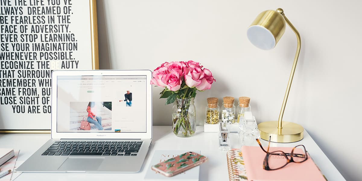 creating your own blog