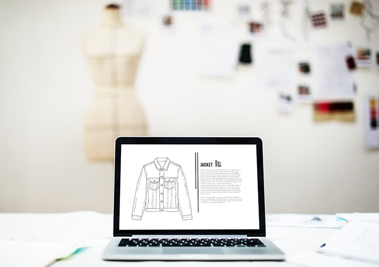Tech people with your design online cource