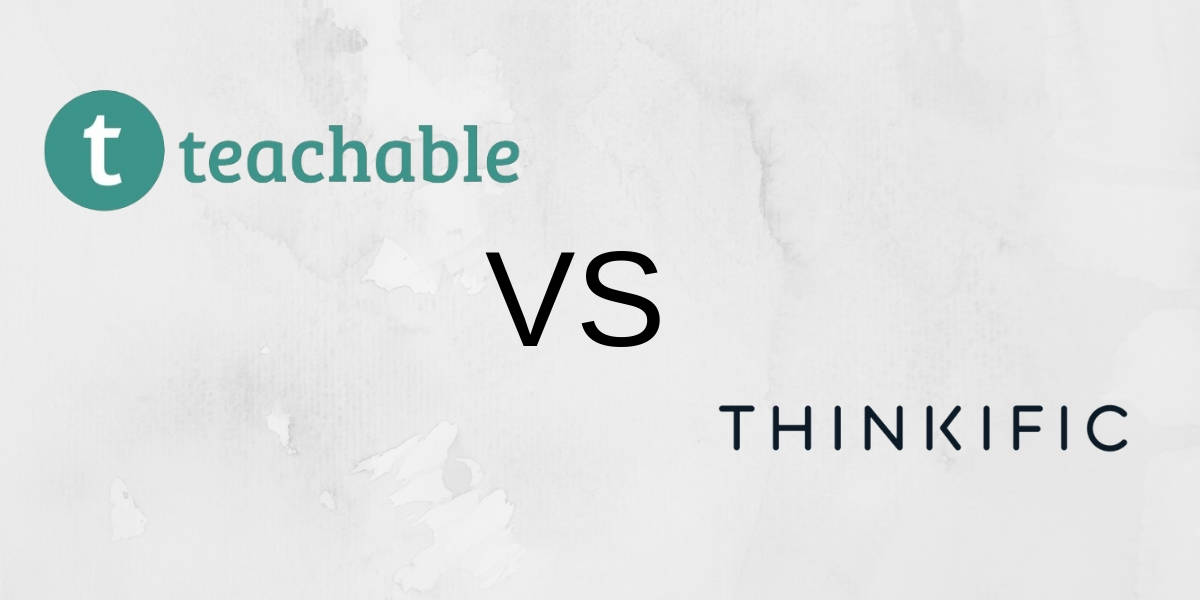 Teachable And Thinkific