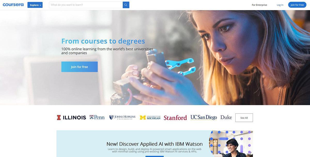 Coursera _ Online Courses