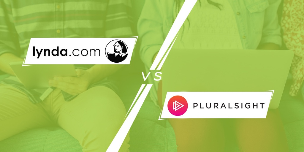 Lynda vs Pluralsight