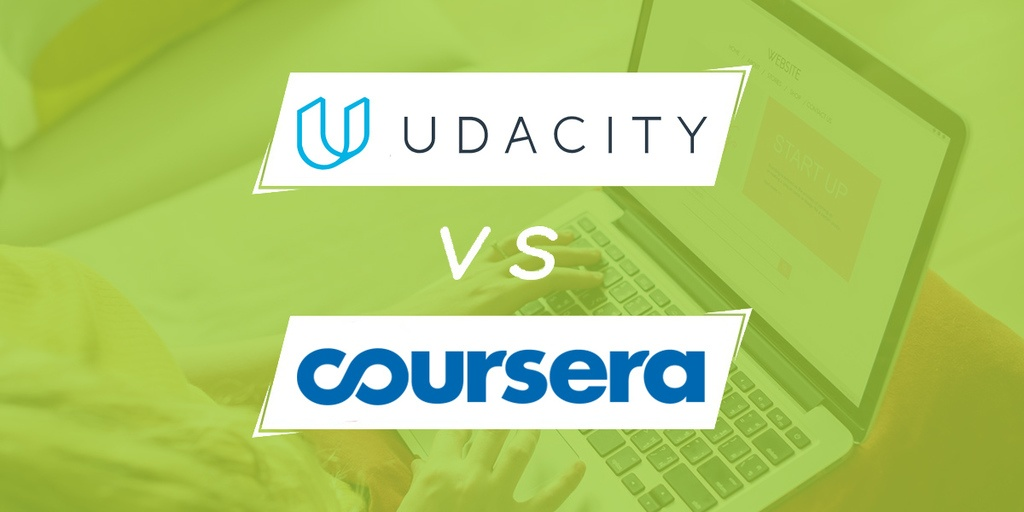 Udacity vs Coursera