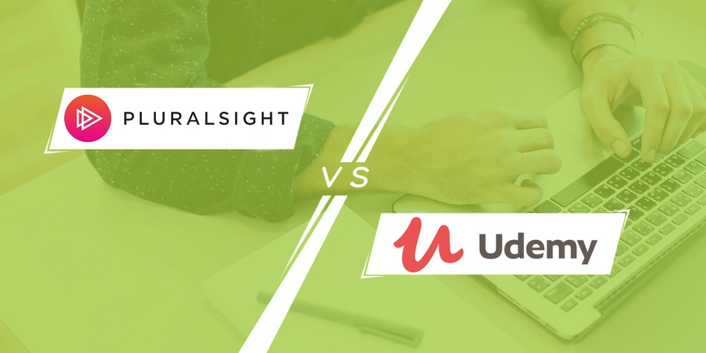 Udemy vs Pluralsight