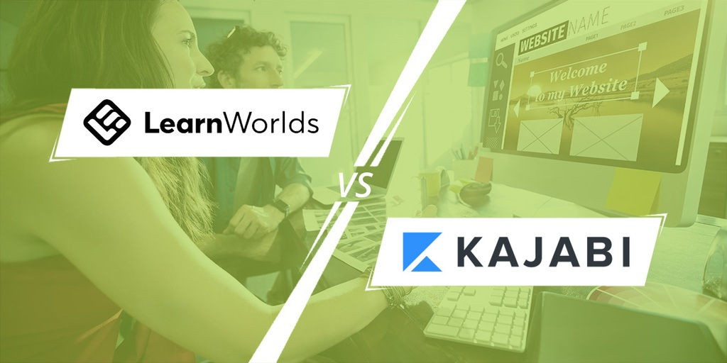 Learnworlds vs Kajabi