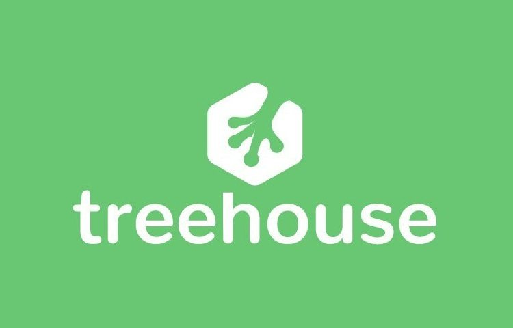 Treehouse green logo